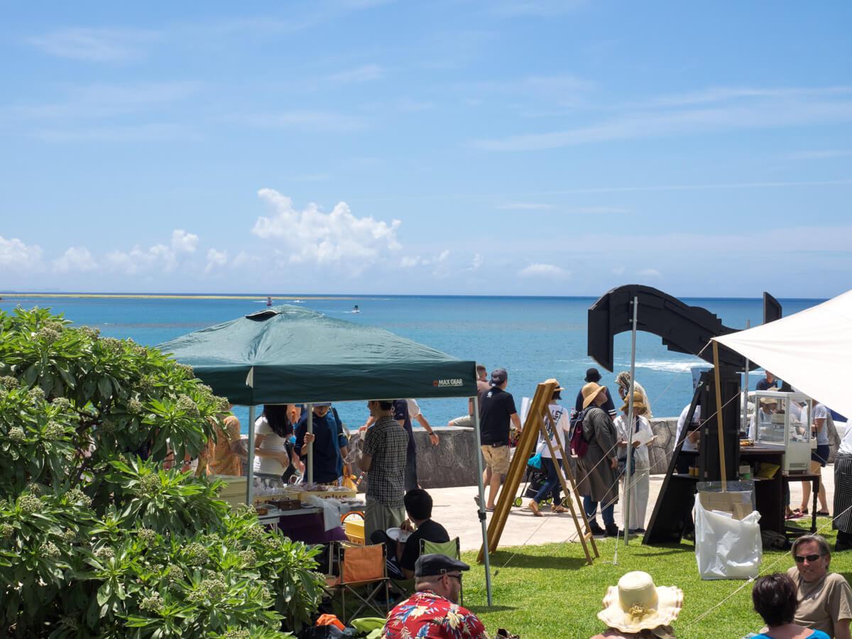 沖縄のグルメイベント「フードフレア」