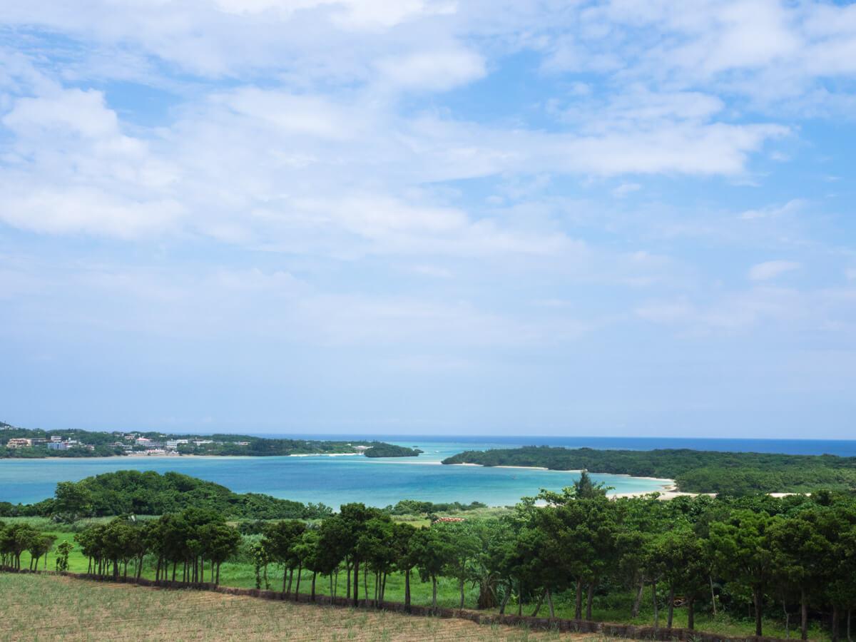 川平湾の絶景スポット