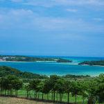 川平湾を見渡せる、名もなき絶景スポット