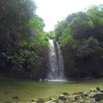 水浴びで暑さも吹き飛ぶ!大迫力の「ター滝」を冒険しよう