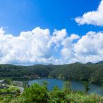 東村が誇る、沖縄最大のダム「福地ダム」