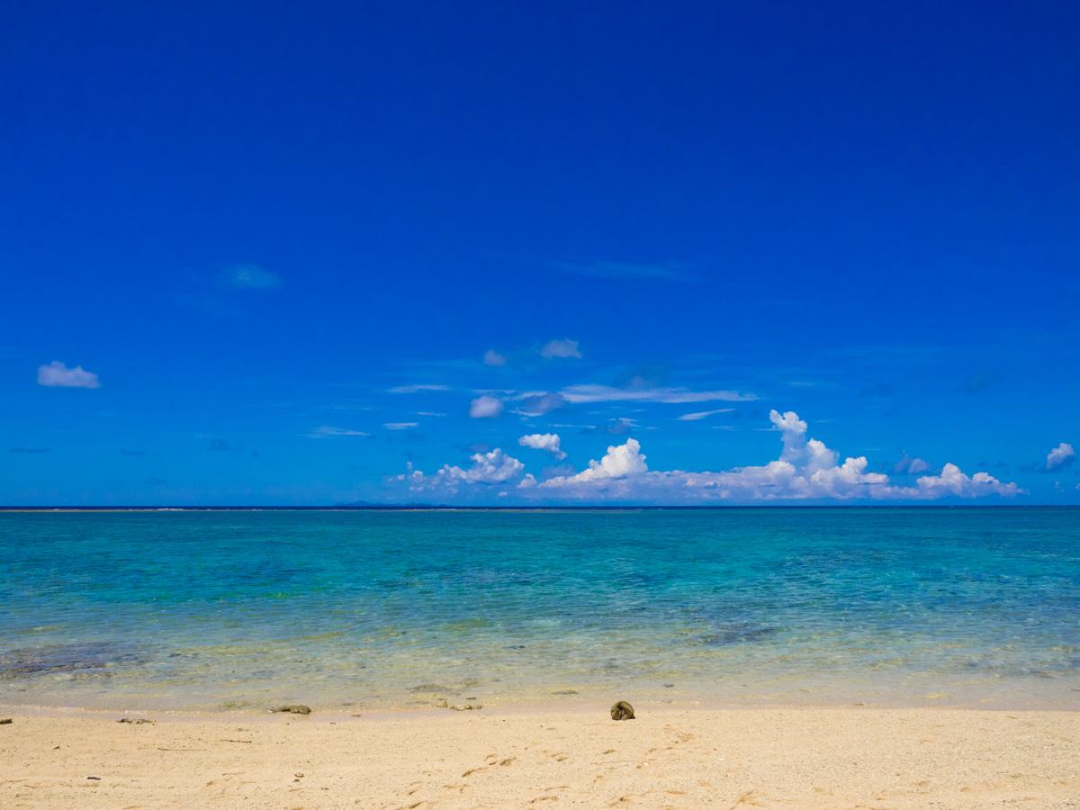 ワルミのビーチ