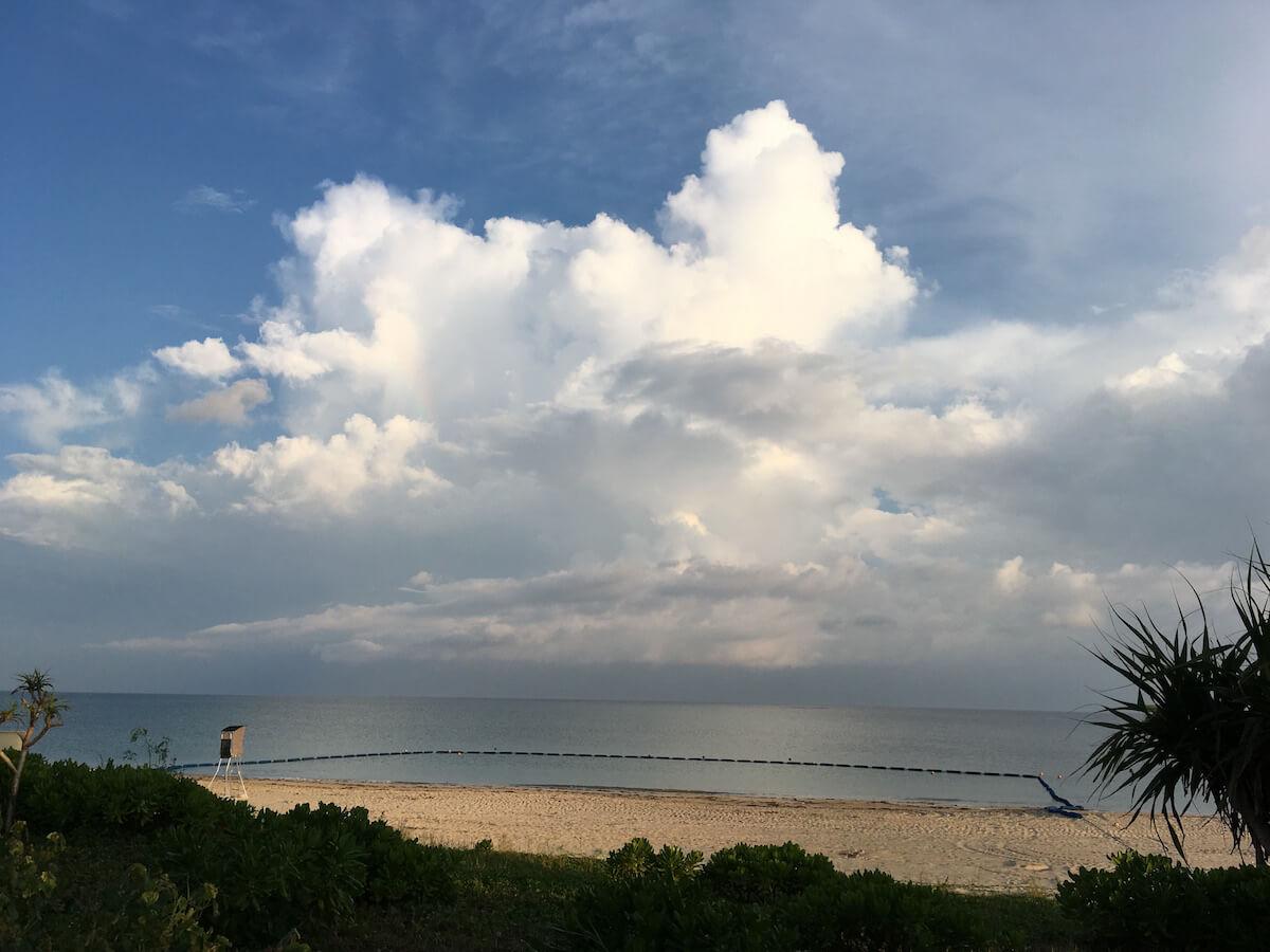 福地川海浜公園ビーチ