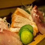 「生け簀の銀次 泡瀬店」沖縄でも全国各地の美味しいお魚をいただけます