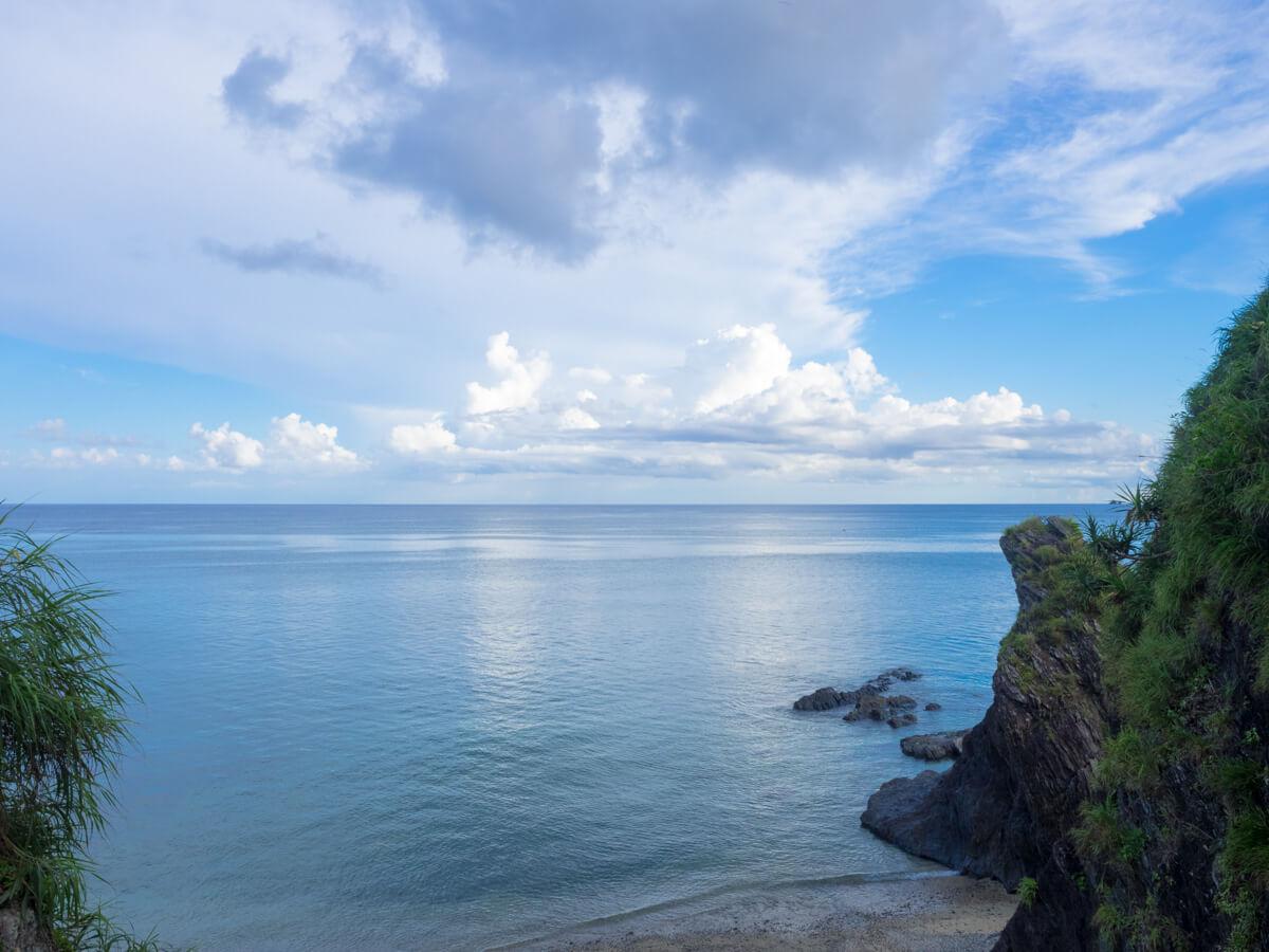 東村の穴場海岸