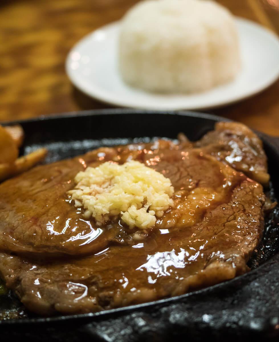 スペシャルステーキ