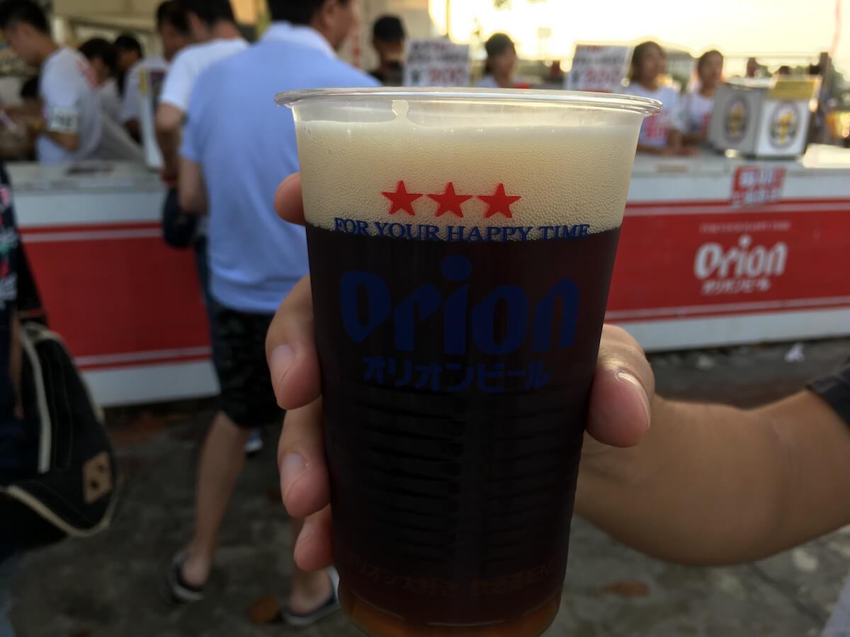 産業まつり限定黒ビール