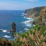 与那国島のシンボル、立神岩(トゥンガン)を見てみよう