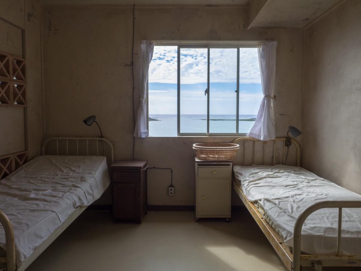 ドクターコトーの病室