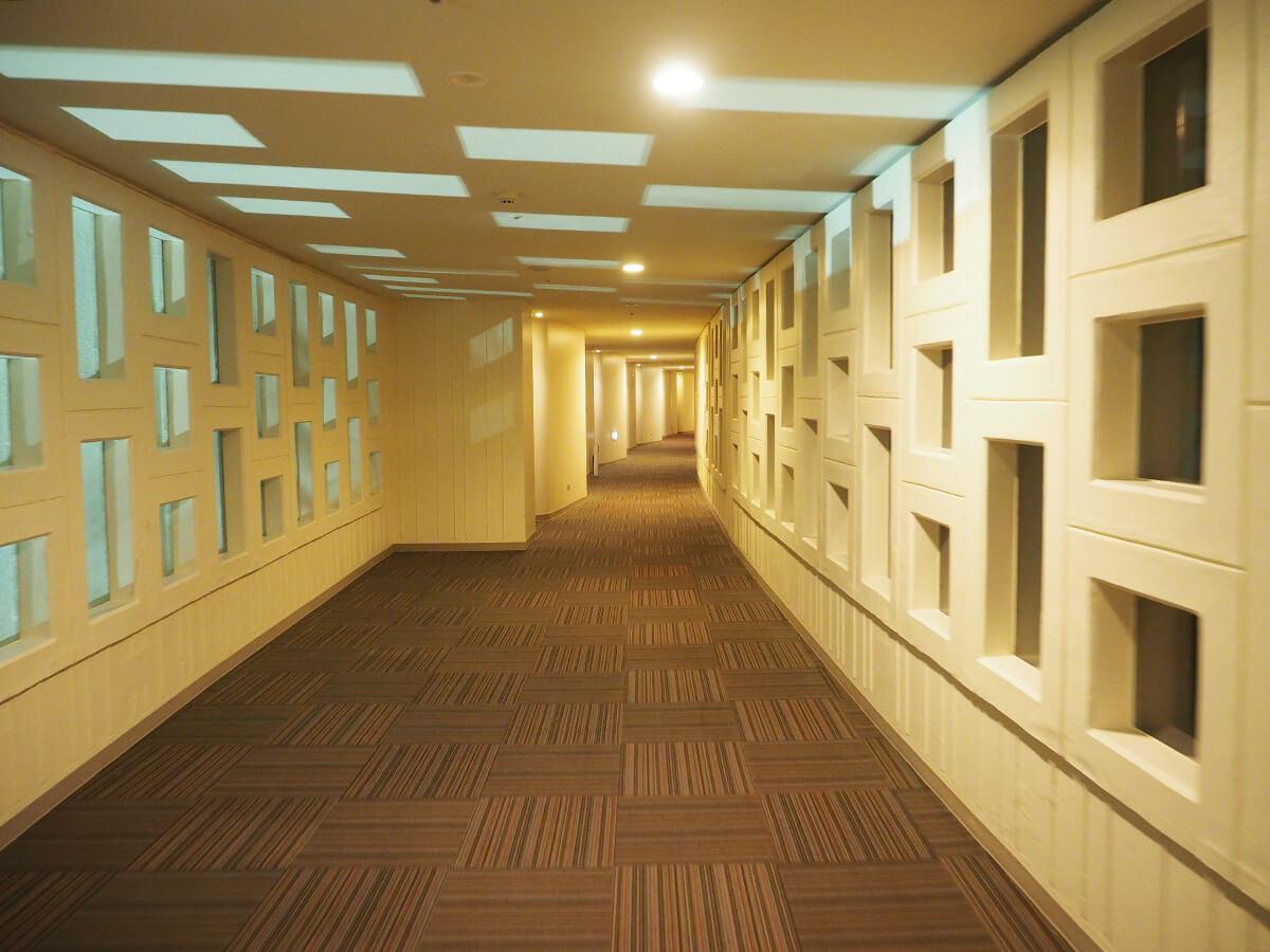 コスタビスタの廊下2