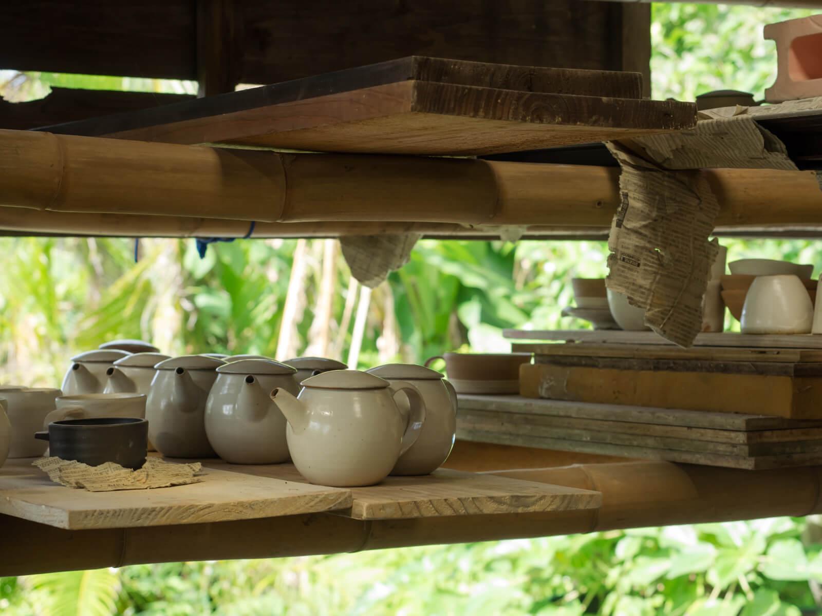 山口陶房の器たち