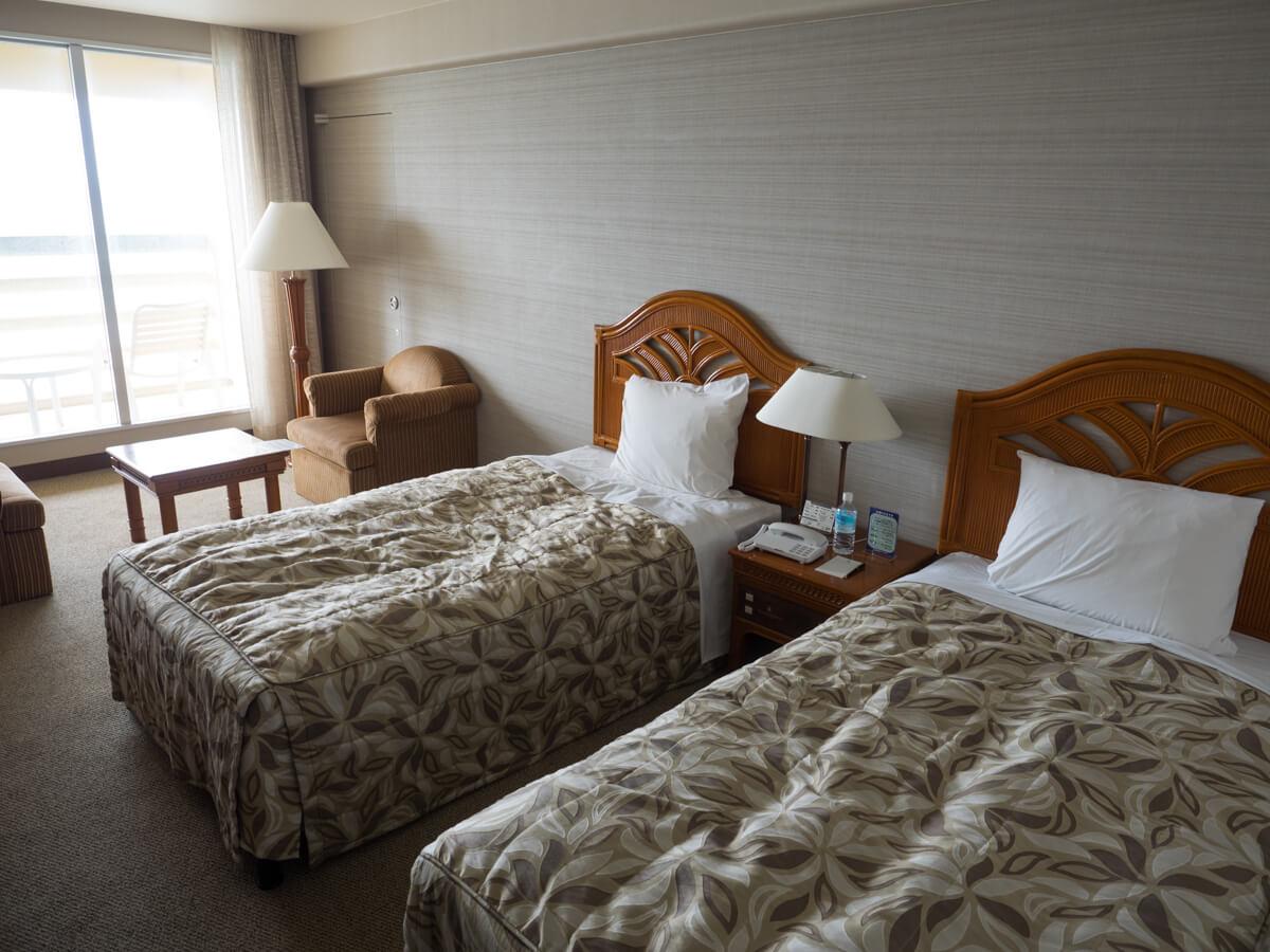 リザンホテルのスタンダードルーム