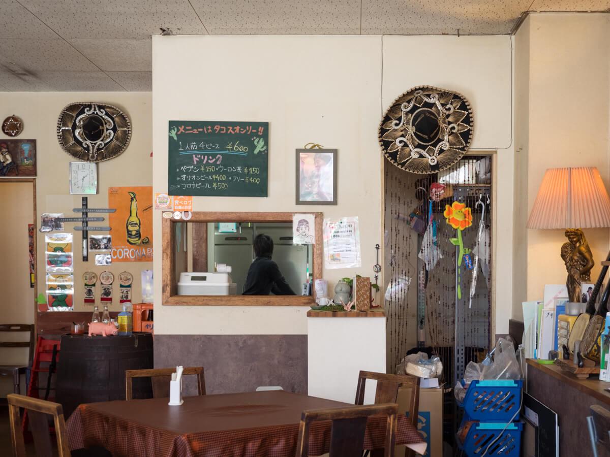 宜野湾のメキシコへタコスを食べに