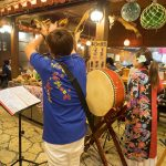 「ちぬまん(恩納サンセットモール名嘉真店)」で三線と沖縄料理を楽しむ