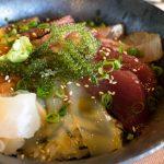 魚が美味しい!これぞ、イマイユ(鮮魚)。国頭村、港食堂で魚が美味しいランチ
