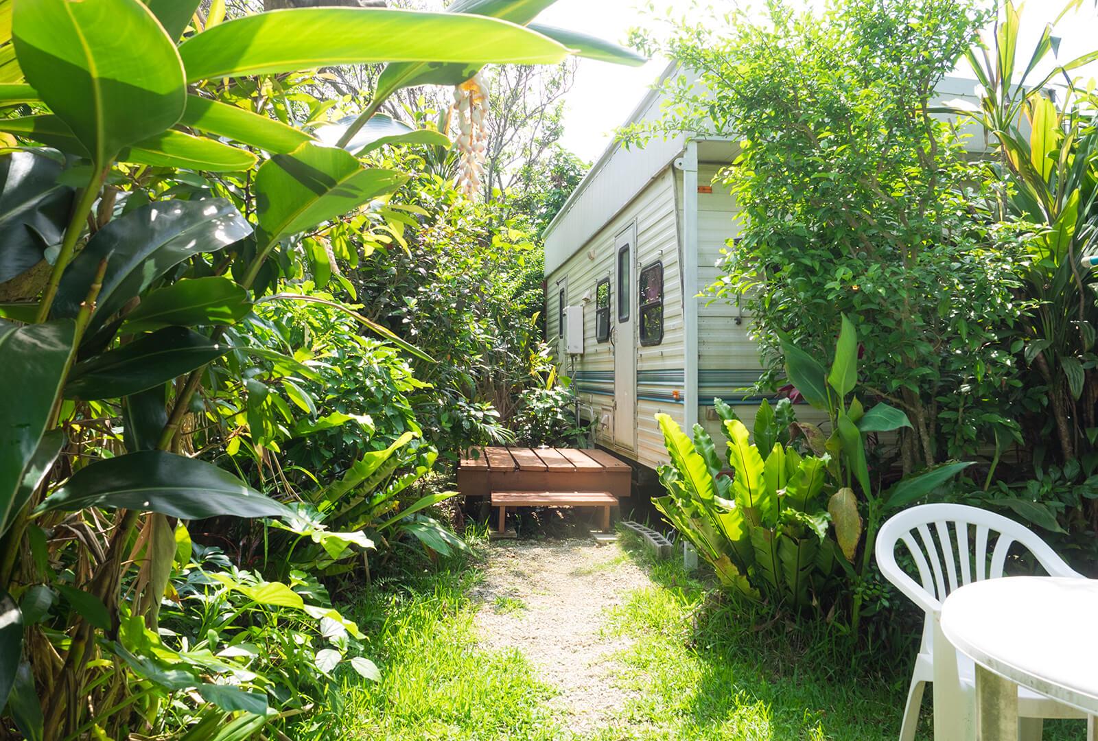 おすすめしたい沖縄の変わった宿