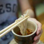 1,000円で天ぷら食べ放題!大宜味産の蕎麦を食べられる「江州の花」