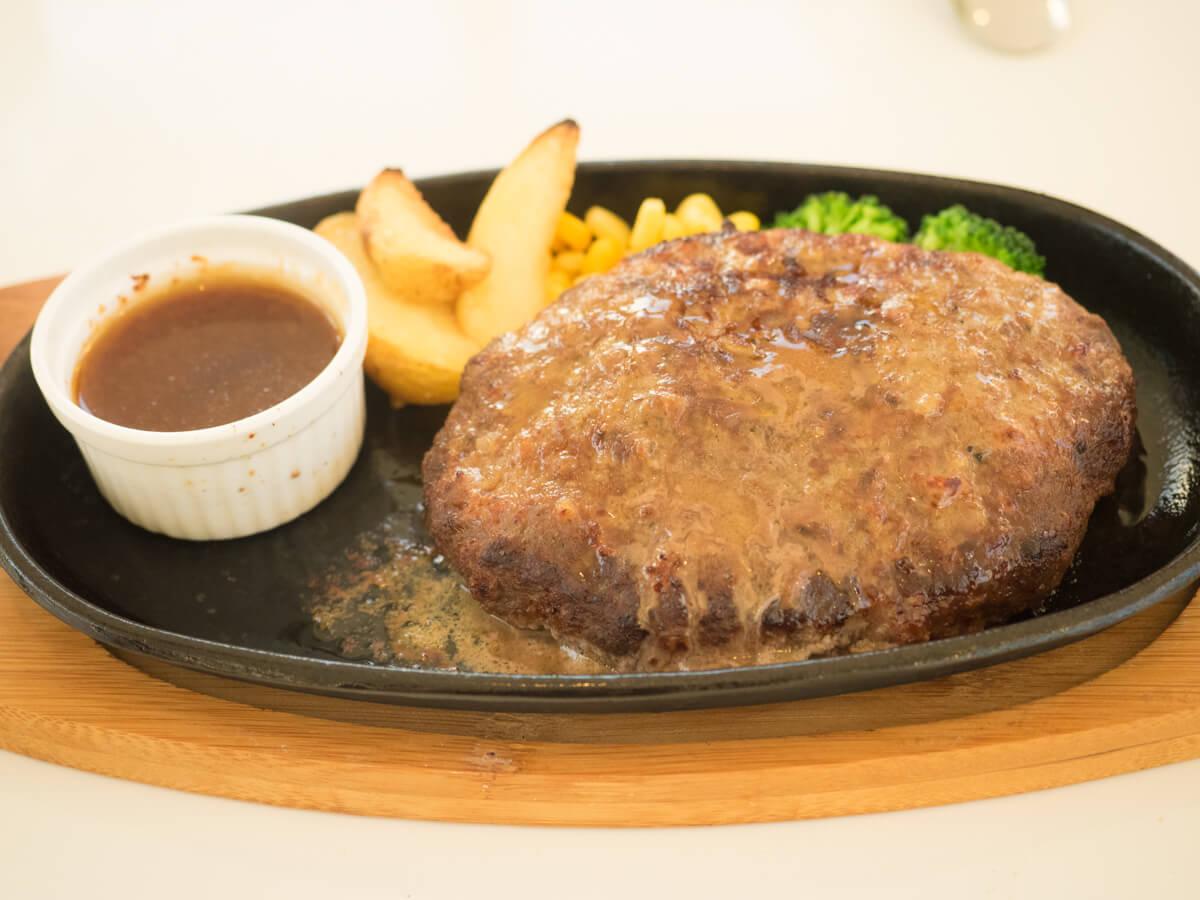 おきなわ和牛100%ハンバーグ250g