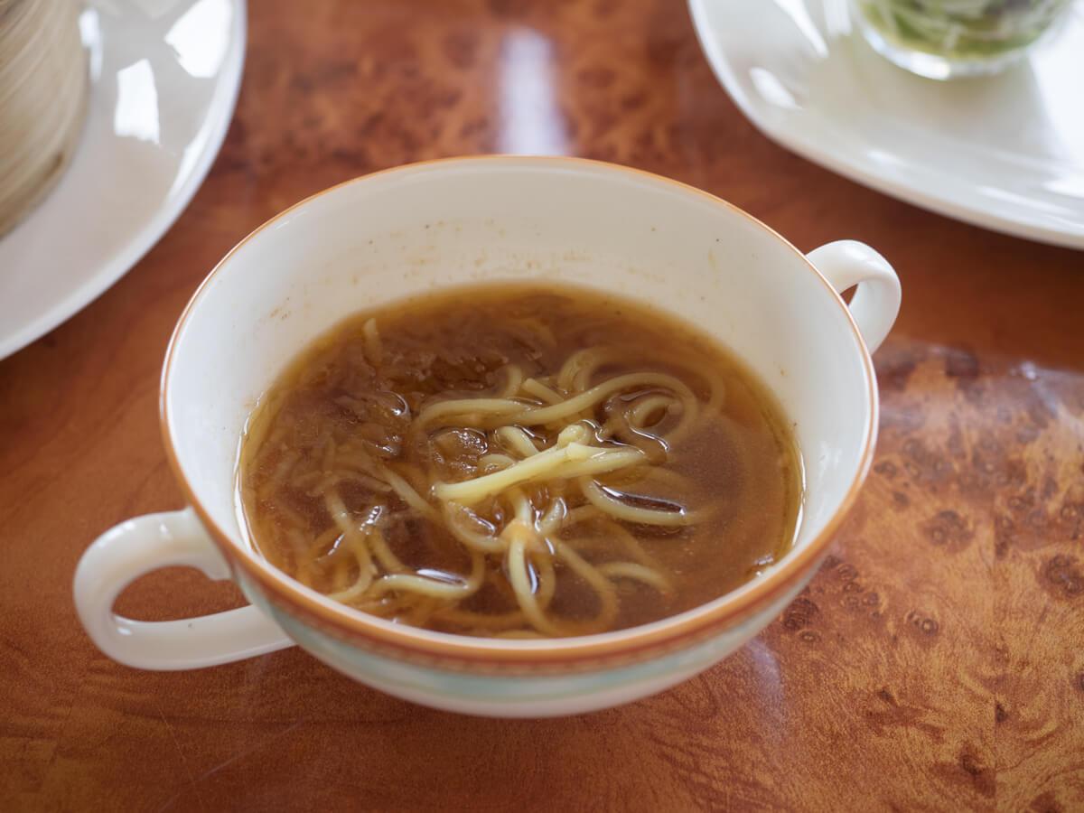 台湾風辛味麺