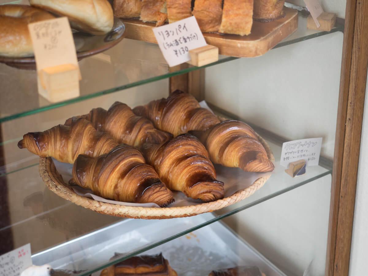 内田製パンのクロワッサン