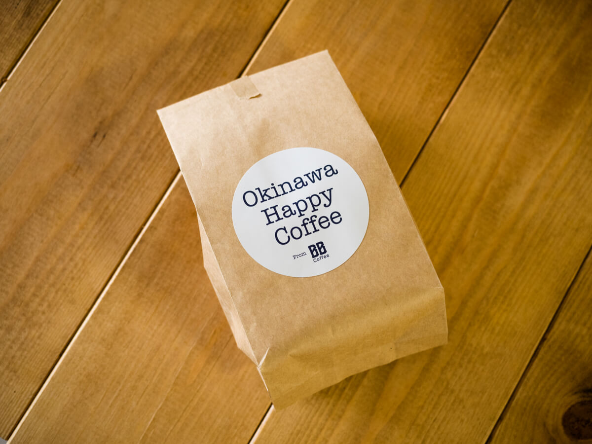 Okinawa Happy Coffee 豆
