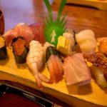 名護市「一番寿司」手頃な値段でおいしい特上握り。地元の人々に好かれるお寿司屋さん