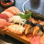 大きなお寿司に舌づつみ!宜野湾市にある「割烹 田舎」で特上にぎりをいただきます