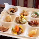 カヌチャベイホテル&ヴィラズの朝食バイキング。「龍宮」で中華料理と絶景を堪能してきた