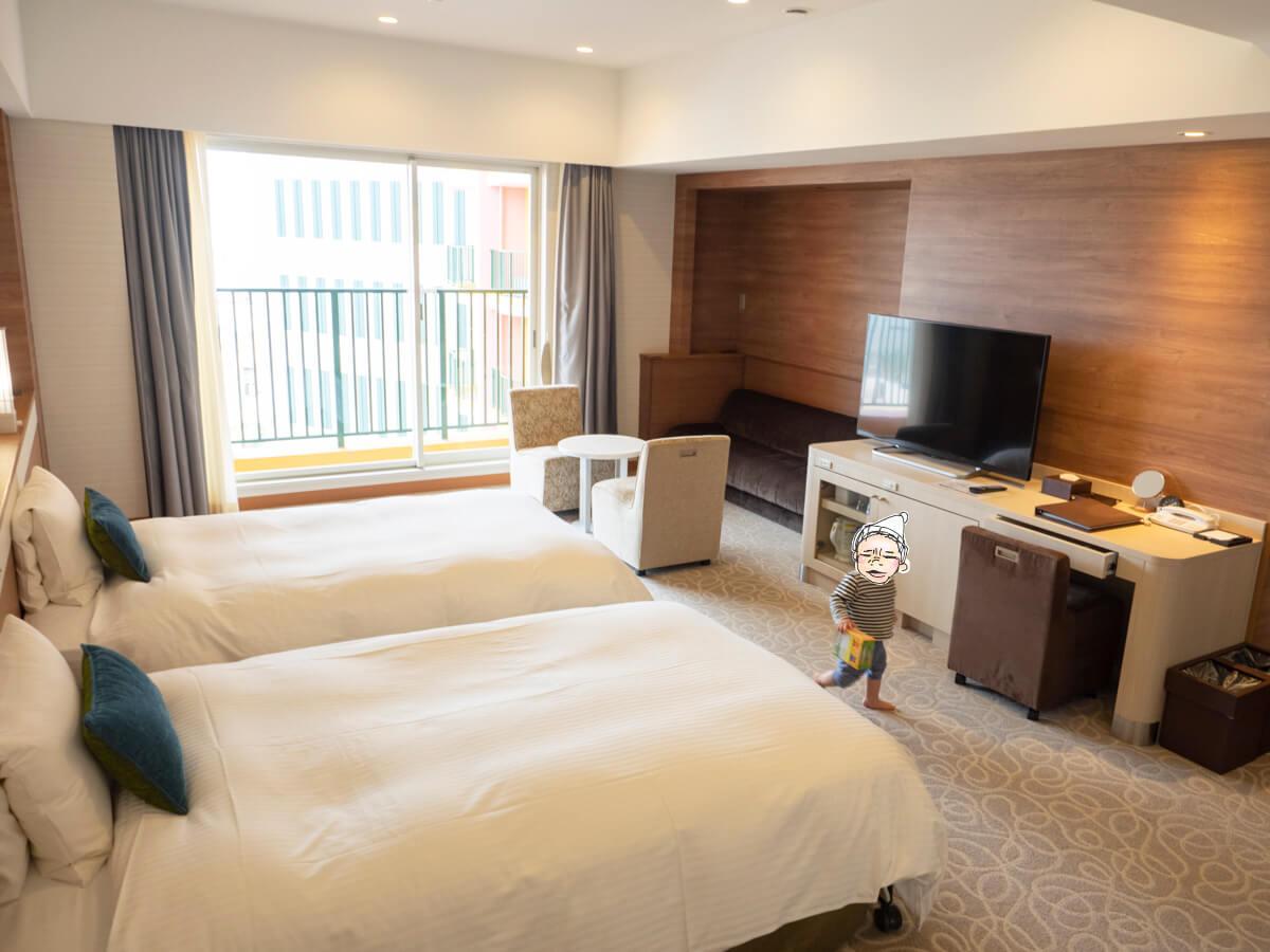 ホテル 沖縄 ベッセル カンパーナ